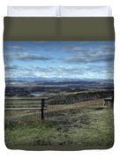 The View Point Duvet Cover