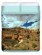 The Waterpocket Fold Duvet Cover
