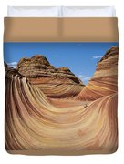 The Wave Duvet Cover