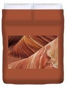 The Wave Sandstone Magic Duvet Cover