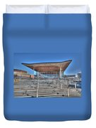 The Welsh Assembly Building Duvet Cover