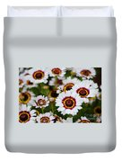 The White Field Duvet Cover