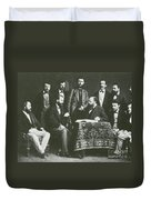 Theodor Billroth And Assistants Duvet Cover