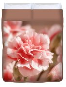 Think Pink Duvet Cover