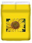 Thinleaf Sunflower Duvet Cover