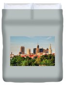 This Is My Town - Buffalo Duvet Cover