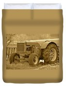This Old Tractor Duvet Cover