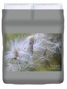 Thistle Seeds Duvet Cover