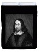 Thomas Browne (1605-1682) Duvet Cover