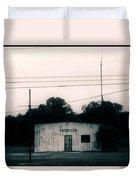 Thompson- La Highway 80 Duvet Cover