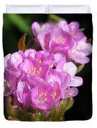 Thrift Named Joystick Lilac Duvet Cover