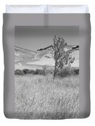 Through The Tall Grasses Duvet Cover