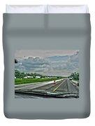 Thunder Road Duvet Cover