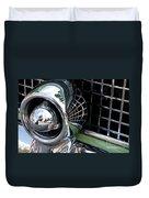 Thunderbird 3 Duvet Cover