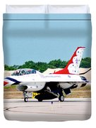 Thunderbirds 3d Duvet Cover