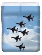 Thunderbirds Duvet Cover