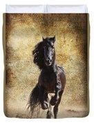 Thundering Stallion Duvet Cover
