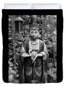 Tibetan Buddha Duvet Cover