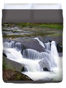 Tiered Waterfals Duvet Cover
