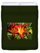 Tiger Lily0226 Duvet Cover
