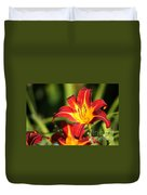 Tiger Lily0239 Duvet Cover