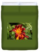 Tiger Lily0272 Duvet Cover