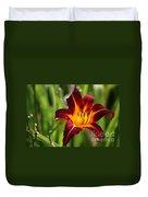 Tiger Lily0275 Duvet Cover