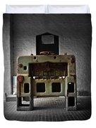 Time Machine Duvet Cover