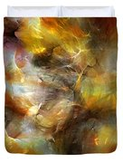 Time Storm Duvet Cover