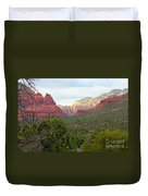Timeless Sedona Duvet Cover