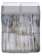 Tin Sheets Duvet Cover