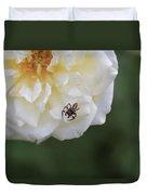 Tiny Spider  Duvet Cover