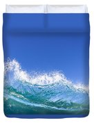 Tip Of A Breaking Wave Duvet Cover