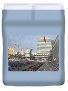Tirana Duvet Cover