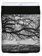 To Lie Here With You Would Be Heaven Duvet Cover