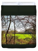 To The Field Duvet Cover