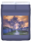 To The Water Duvet Cover
