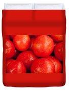 Tomatos Duvet Cover
