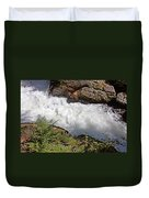 Tongass National Forest Duvet Cover