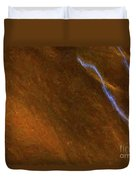 Tongues Of Fire Duvet Cover