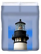 Top Of Lighthouse Duvet Cover