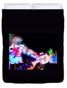 Top Spin Duvet Cover
