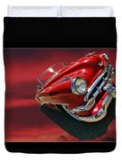 Topless Chevy Duvet Cover