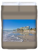 Topsail North End Duvet Cover