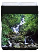 Torc Waterfall, Killarney National Duvet Cover