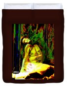 Tortured Memories Duvet Cover