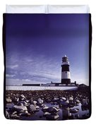 Tory Island, County Donegal, Ireland Duvet Cover