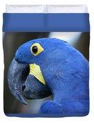 Totally Blue  Duvet Cover