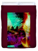 Touch Of The Sun Duvet Cover