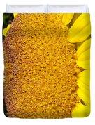 Sunflower -tournesol - Flower Duvet Cover